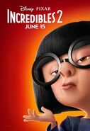 Incredibles 2 Original Character Posters 04