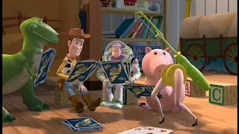 Toy Story Treats - Go Fish