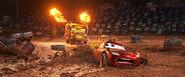 Mcqueen Mud Cars 3