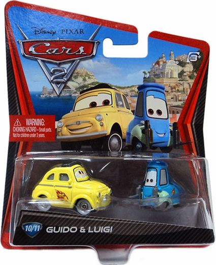 Image - S1-guido-luigi.jpg | Pixar Wiki | FANDOM powered ...