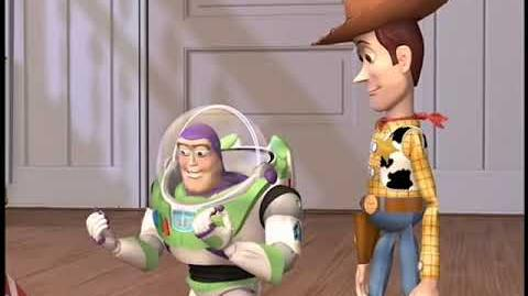 Toy Story Treats - This Won't Work Short 2