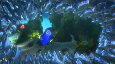 """Finding Nemo 3D - """"Just Keep Swimming"""" PSA"""