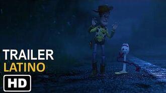 Toy Story 4 Trailer -3 Español Latino