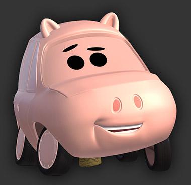 Hamm Cars Pixar Wiki Fandom Powered By Wikia