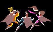 Sanjay's Super Team Concept Art 01