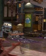 A Bug`s Life in Cars 2