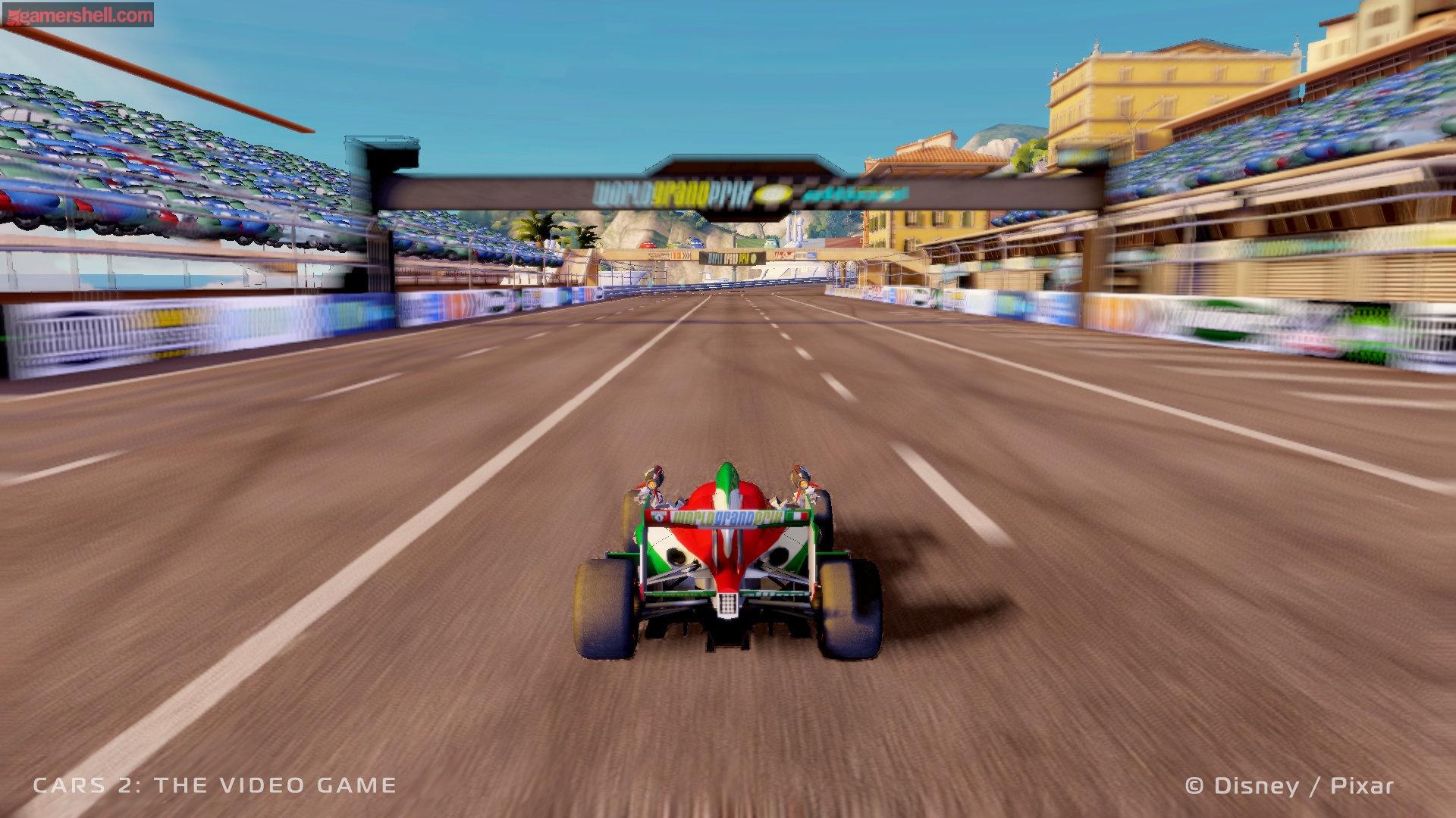 Image - Cars-2-video-game-screenshot-2.jpg   Pixar Wiki   FANDOM ...