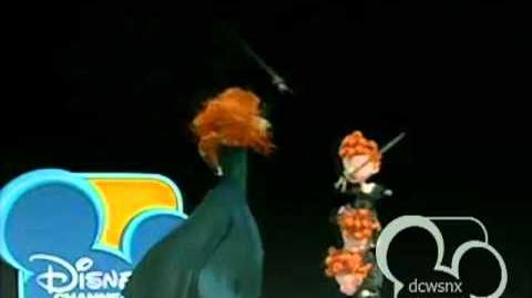 Disney Channel - Brave - Bumper