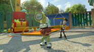 Kinect rush screenshot toystory2