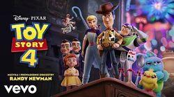 """Tomasz Organek - Ja ci nie dam tak zmarnować się (From """"Toy Story 4"""" Audio Only)"""