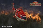 Blade Ranger - Planes Fire and Rescue