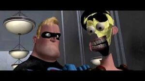 THE INCREDIBLES - Technical Goofs