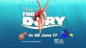 TL Talent, Mikayla Scroggins featured in Subway Commercial 2016 Finding Dory Peek into Dory's World