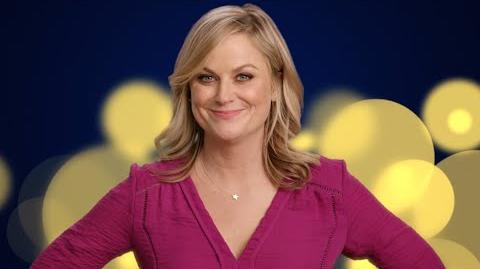 Meet Amy Poehler as Joy in INSIDE OUT