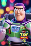 Toy Story 4 Character Poster 03