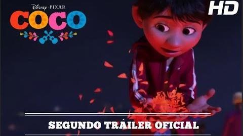 Coco de Disney•Pixar Segundo Tráiler Oficial para España HD