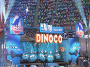 Dinoco Girls