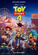 Toy Story 4 (affiche officielle) (2)