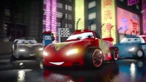 LEGO commercial 2012 Cars Maters Tire Rescue