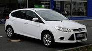 280px-Ford Focus Trend (III) – Frontansicht, 17. September 2011, Ratingen