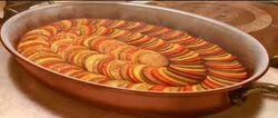 Ratatouille Dish
