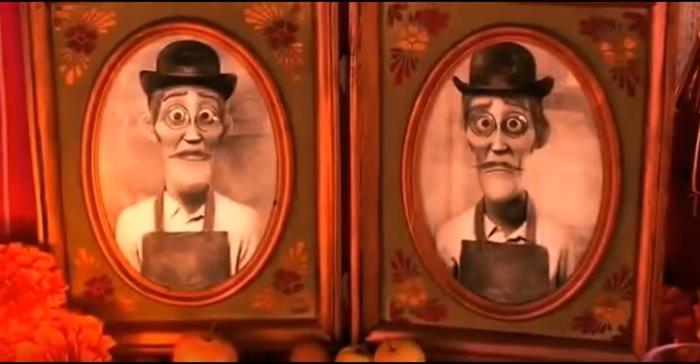 Tio Oscar Amp Tio Felipe Pixar Wiki Fandom Powered By Wikia