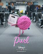 Purl Poster