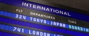 Tokyo plane