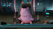 Hamm As The Evil Doctor Porkchop
