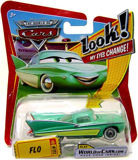 DISNEY PIXAR CARS LENTICULAR SARGE   LEAD FREE