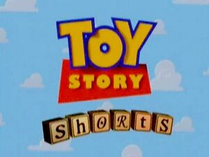 Toy Story Shorts Logo