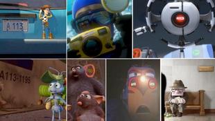A113 - Peliculas de Pixar
