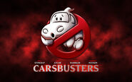 Cars Carsbusters logo by danyboz