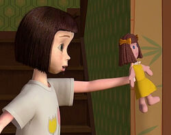 Sally Toy Story