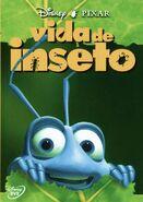 Vida de Inseto - Capa DVD