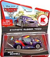 Max schnell rubber tires cars 2 kmart