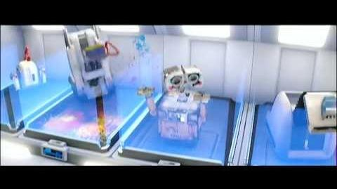 Wall-e - Clip The Repair Ward
