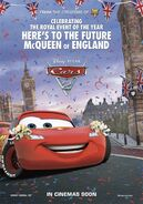 550w movies cars 2 royal wedding