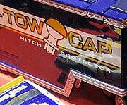 Tow cap