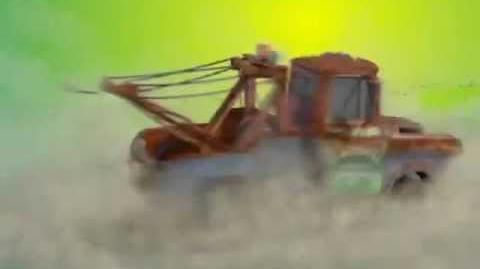 Disney channel Russia - Ident Cars 2 - Mater