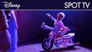 Toy Story 4 - Spot - Duke Caboom - Disney