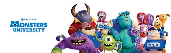Monsters University - Imagen superior