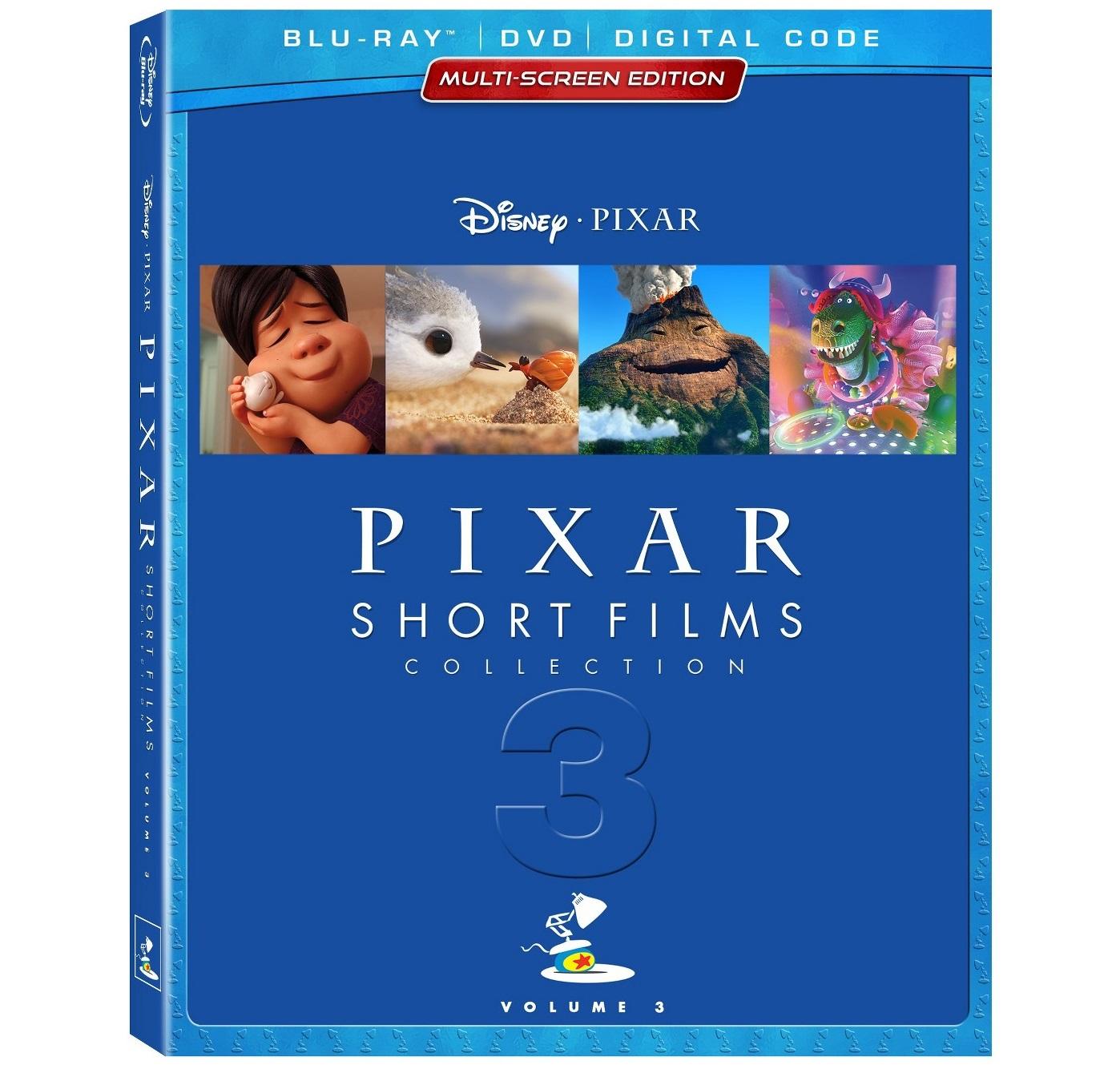 pixar short films collection volume 3 pixar wiki