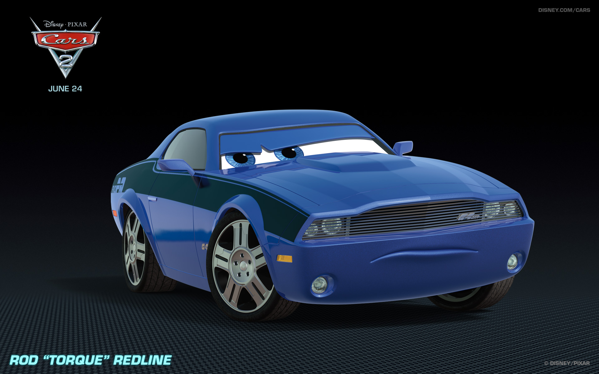 Rod Redline | Pixar Wiki | FANDOM powered by Wikia