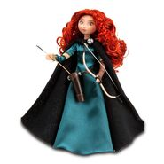 Merida doll DS