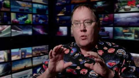 Cars 3 John Lasseter Interview