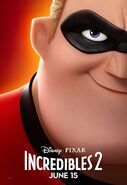 Incredibles 2 Original Character Posters 02
