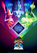 Sanjay's Super Team poster 2