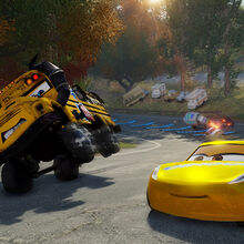 Cars 3 Driven To Win Pixar Wiki Fandom