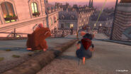 Kinect rush screenshot ratatouille2